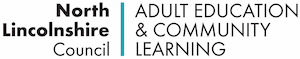 North Lincs Adult Education and Community Learning Logo