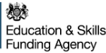 Education & Skills Funding Agency Badge